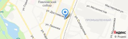 Арт Лайф на карте Гатчины