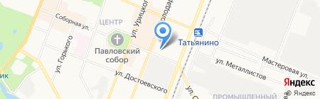 Банкомат Северо-Западный банк Сбербанка России на карте Гатчины