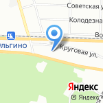 Лекселленс на карте Санкт-Петербурга