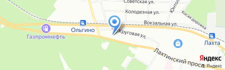 Osko-Haus на карте Санкт-Петербурга