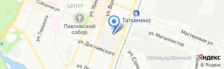 Банкомат Банк ВТБ 24 на карте Гатчины