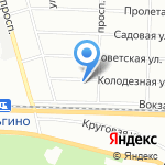 Библиотека №4 на карте Санкт-Петербурга