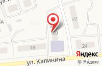 Схема проезда до компании Инпромстрой в Приозерске