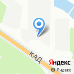 Флокс на карте Санкт-Петербурга