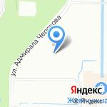 Зоомагазин на карте Санкт-Петербурга