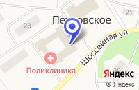 Схема проезда до компании ПЛЕМЕННОЙ ЗАВОД ПЕТРОВСКИЙ в Приозерске