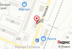 ЦМРТ Гатчинский 1 в Гатчине - улица Чехова, 16 б: запись на МРТ, стоимость услуг, отзывы