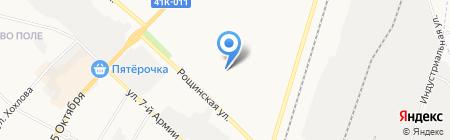 ГИЭФПТ Государственный институт экономики финансов на карте Гатчины
