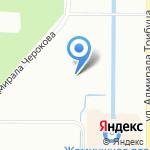 Жемчужинка на карте Санкт-Петербурга