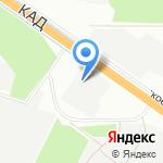 СПЕЦИАЛИЗИРОВАННАЯ СТРОИТЕЛЬНО-МОНТАЖНАЯ КОМПАНИЯ-526 на карте Санкт-Петербурга