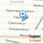 Сеул Мёнга на карте Санкт-Петербурга