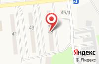 Схема проезда до компании Строймастер в Приозерске