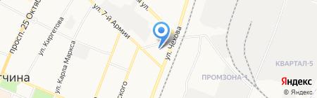 Современная бухгалтерия на карте Гатчины