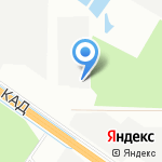 Питертракторозапчасть на карте Санкт-Петербурга