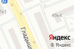 Схема проезда до компании Дельфин в Санкт-Петербурге