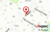 Схема проезда до компании СЭСКА в Дзержинском