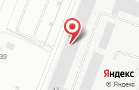 Схема проезда до компании СТРОММАШ в Новом Свете