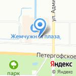 Velomarka на карте Санкт-Петербурга