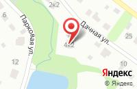 Схема проезда до компании Ильинская амбулатория в Ильинке