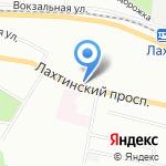 Aspectroom на карте Санкт-Петербурга