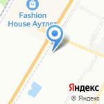 Нотариус Лазарева Л.Л. на карте Санкт-Петербурга