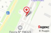 Схема проезда до компании 7 Вечеров в Покровском