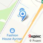 Стройлайт на карте Санкт-Петербурга