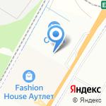 ОзонДом на карте Санкт-Петербурга