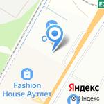 Загород плюс на карте Санкт-Петербурга