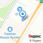 Дача на удачу на карте Санкт-Петербурга