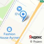 ДомБаня на карте Санкт-Петербурга