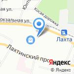 BLUMARINE HOME & PEPITA на карте Санкт-Петербурга