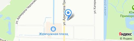 КиБ группа на карте Санкт-Петербурга