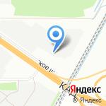 Центр Индустриальных Покрытий на карте Санкт-Петербурга