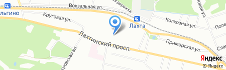 СТС-ЭКО на карте Санкт-Петербурга