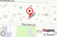 Схема проезда до компании Magic Fitness в Дзержинском