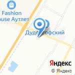 Aquarelle на карте Санкт-Петербурга