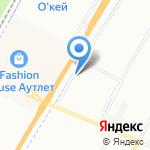Sushi house на карте Санкт-Петербурга