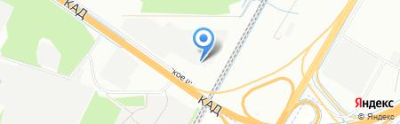 АВМ на карте Санкт-Петербурга