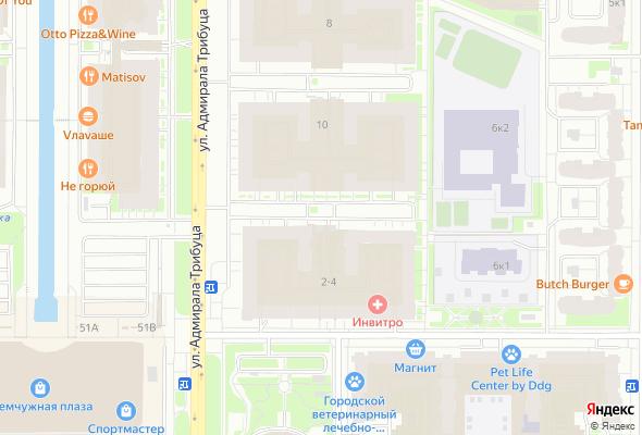 продажа квартир Жемчужный фрегат