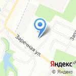 Snaker Гарнизон Рикошет на карте Санкт-Петербурга