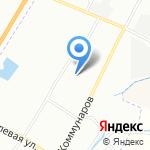 Магазин сумок на карте Санкт-Петербурга