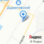 Умелец на карте Санкт-Петербурга