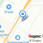 Агентство Районной Недвижимости на карте Санкт-Петербурга