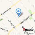 СДЮСШОР им. В. Коренькова на карте Санкт-Петербурга