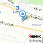 Сестричество во имя преподобномученицы Елизаветы на карте Санкт-Петербурга