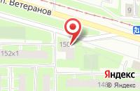 Схема проезда до компании Милосердие в Санкт-Петербурге