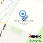 Veliks на карте Санкт-Петербурга