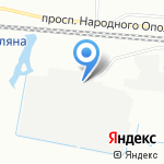 ПроАуто СПБ на карте Санкт-Петербурга