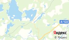 Базы отдыха города Опухлики на карте